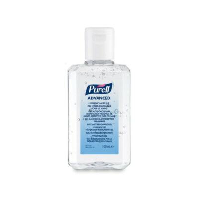 Gel hidroalcohólico Purell 100 ml