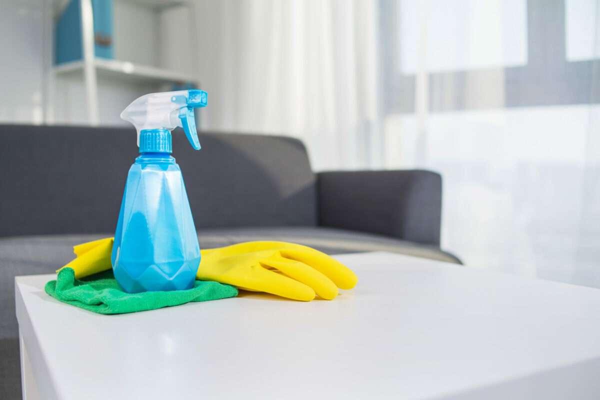 Guía Básica de Higiene, Limpieza y Desinfección