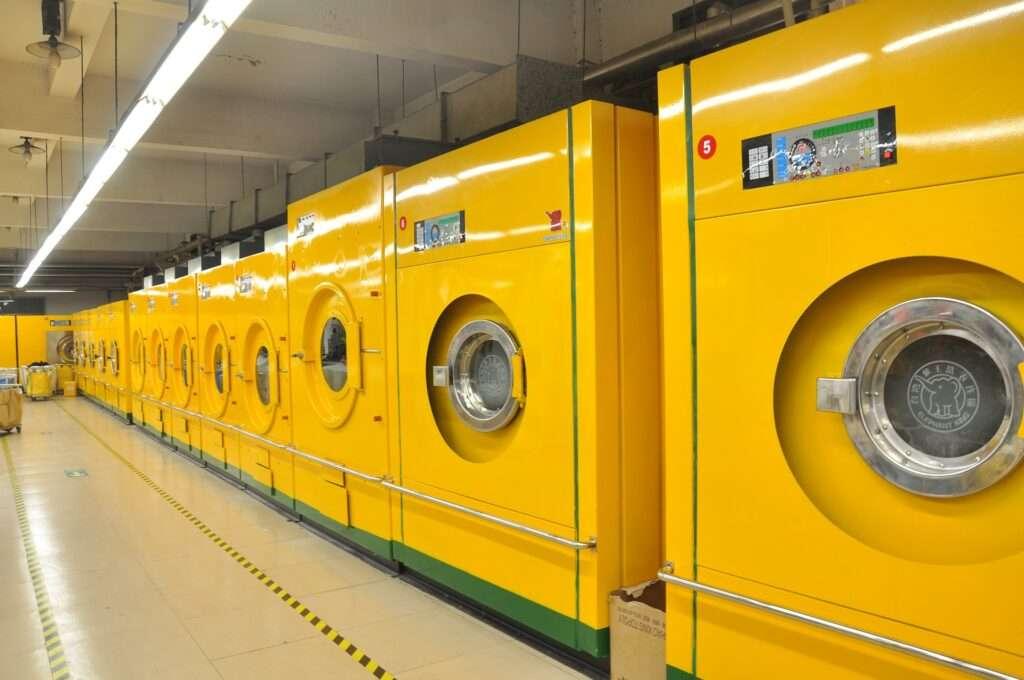 Que es una lavandería industrial