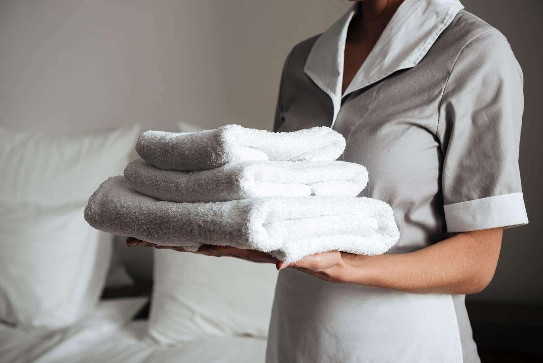 Productos de Limpieza para un hotel