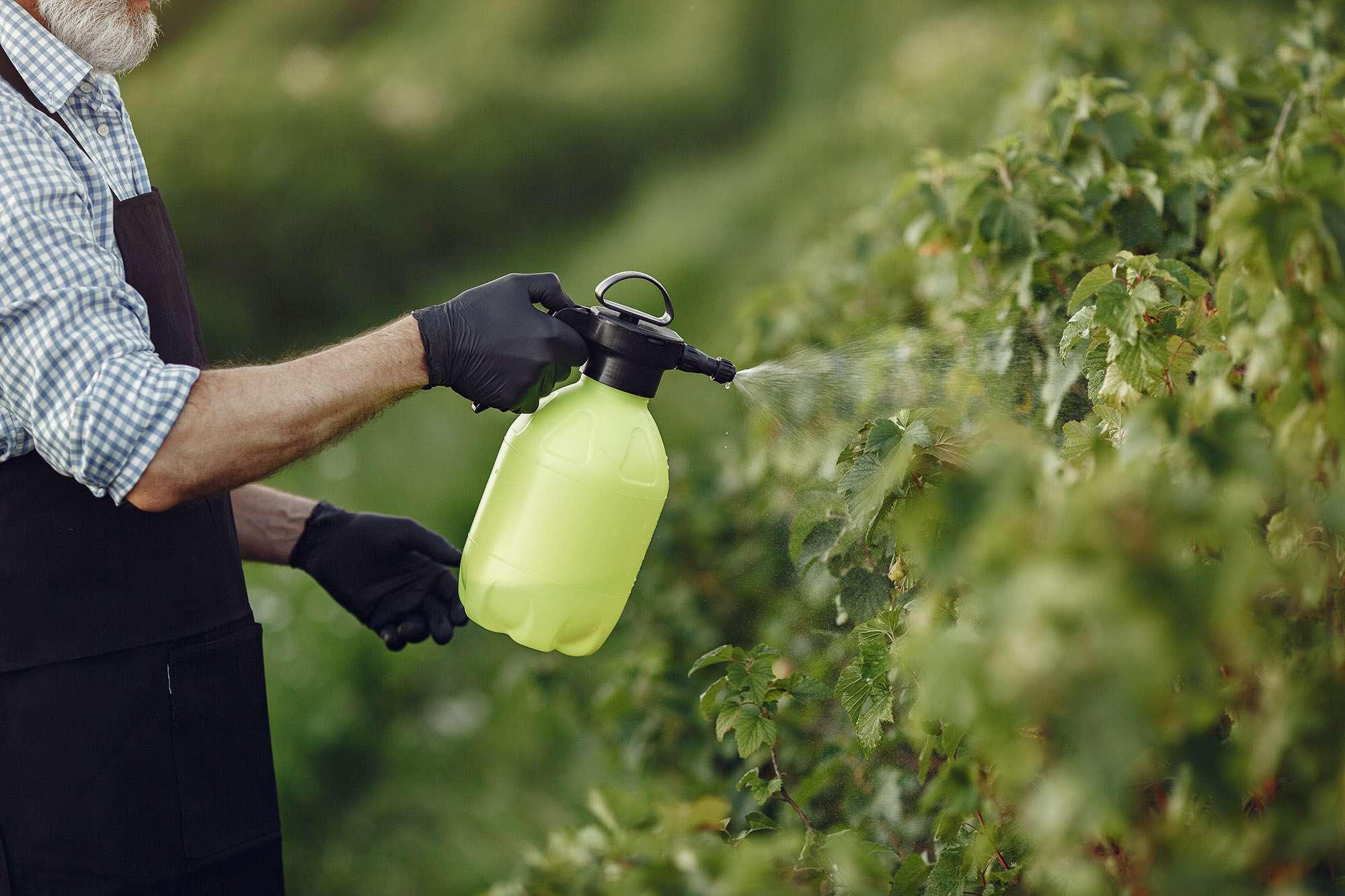 Para que sirven los herbicidas