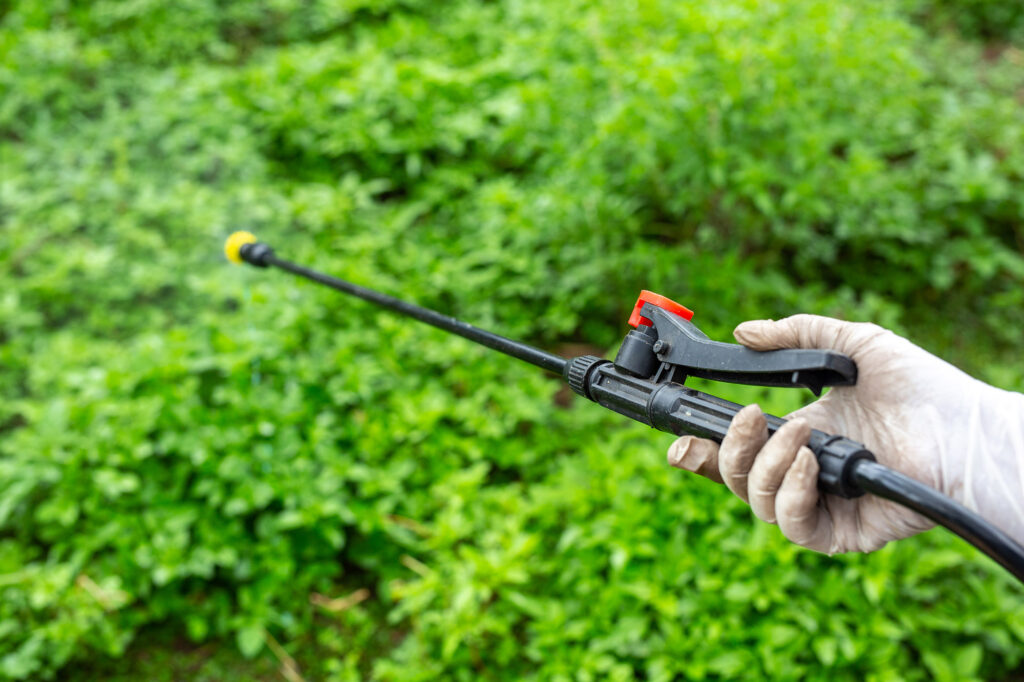 Tipos de Herbicidas