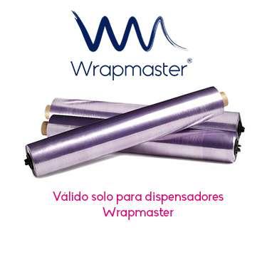 Papel Film wrapmaster 3 unidades